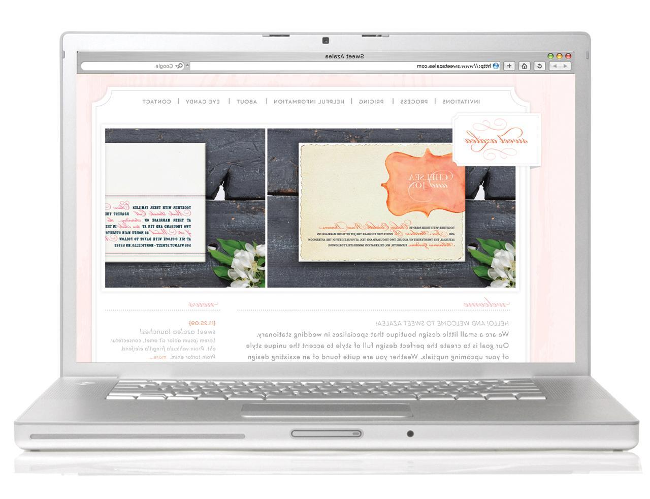 Sweet Azalea website. www.sweetazalea.com