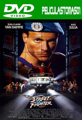 Street Fighter: La última batalla (1994) DVDRip