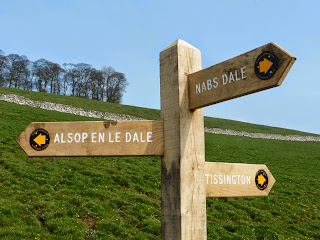 The direction I was heading for was Nabs Dale