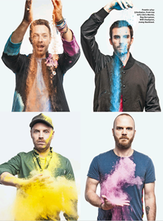 Q Magazine Coldplay 4
