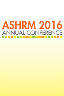ASHRM Annual Conference 2016 - screenshot