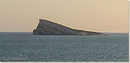 Isla de Benidorm -  Alicante