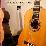Bernd Martín & Lucas Martín... Muy buenas guitarras, perfume granaino en la madera.
