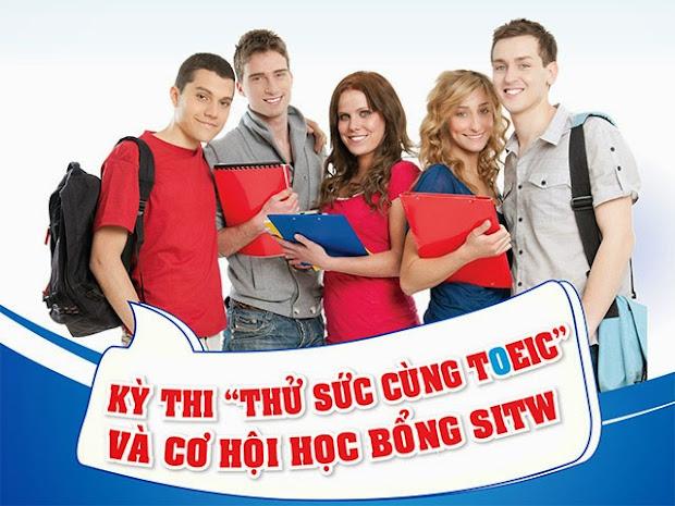 Tham gia kỳ thi thử TOIEC miễn phí