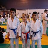 Hugo, François et Abed avant la compétition