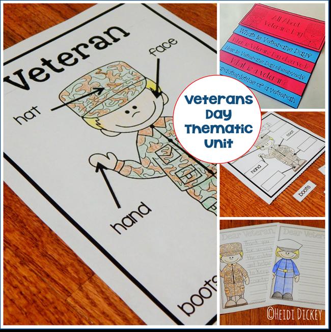 VeteransDayThematicUnit