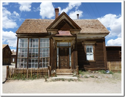 Bodie Ghost Town CA