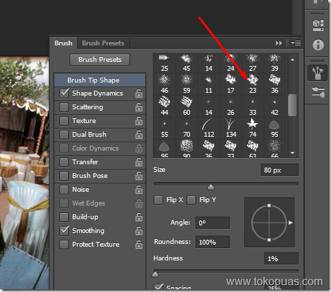 tutorial efek membakar foto photoshop tutorial