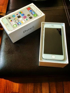 iPhone 6 in retail box