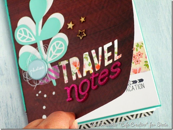 sizzix big shot plus - scrapbooking - mini album - travel journal - by Anna Drai - cafecreativo (2)