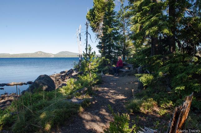 Waldo Lake Camping-124