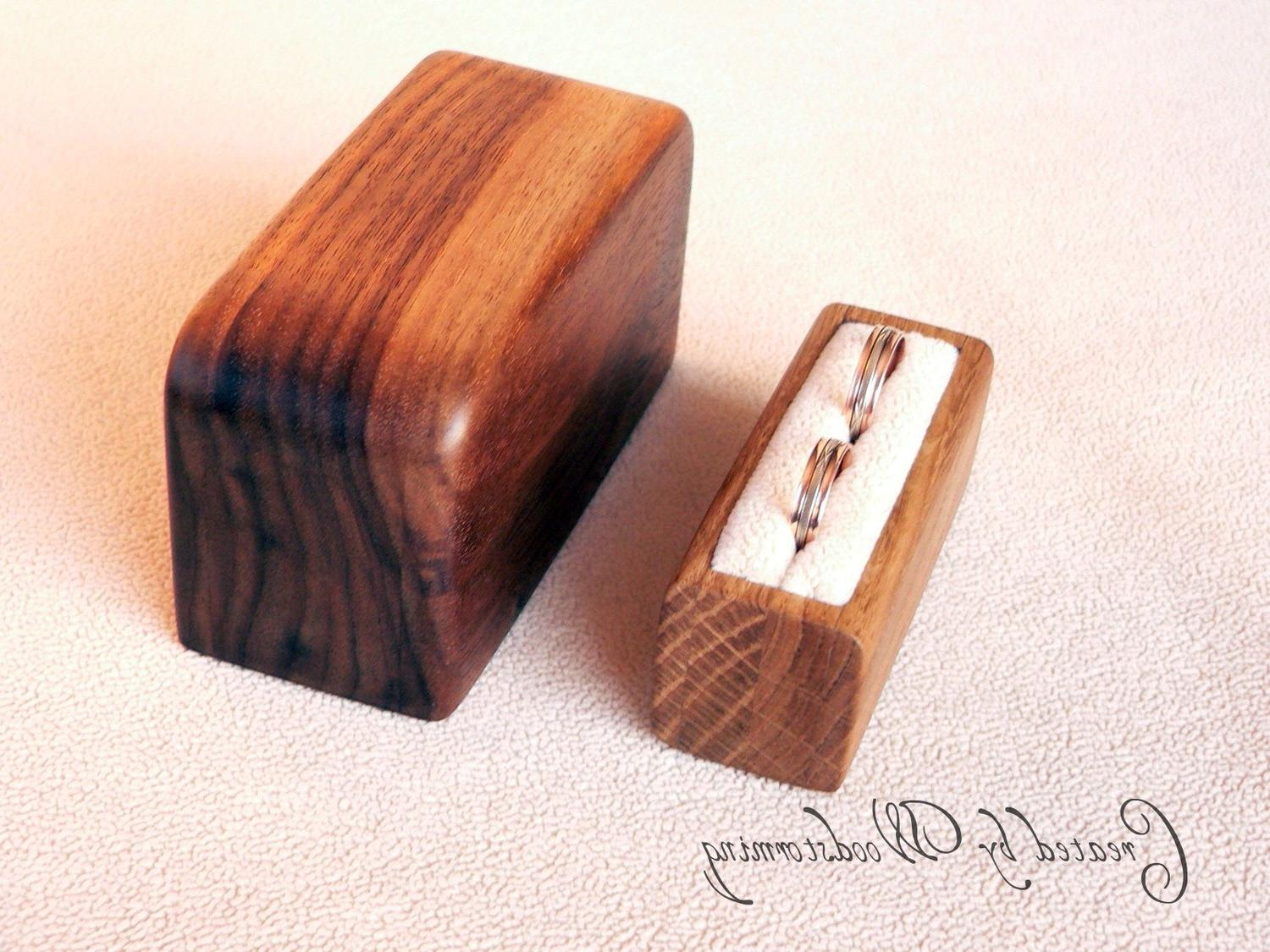 Wedding ring box - original