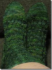 Zig Zag Socks - Complete