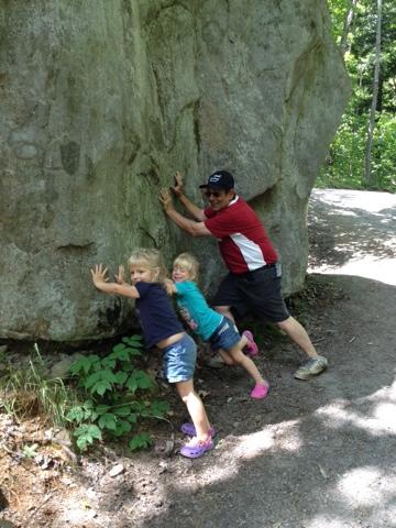 Algonquin Provincial Park, Lookout Trail