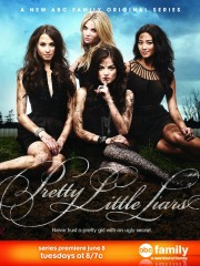 Assistir 3ª Temporada de Pretty Little Liars Online Dublado