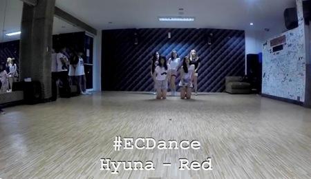 Ella Cruz - Red dance cover