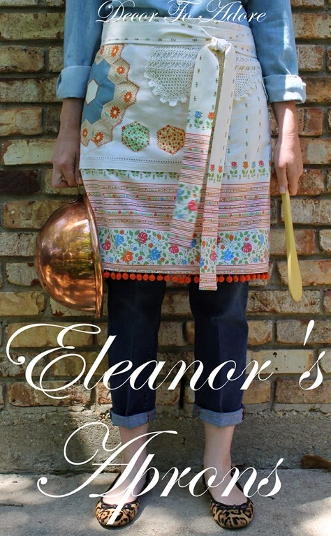 Eleanor's Aprons 039-001