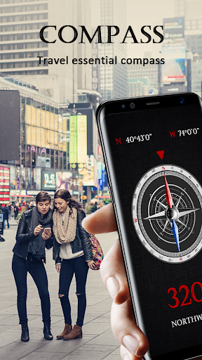 Smart Compass For PC