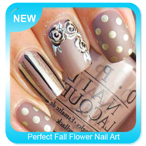Perfect Fall Flower Nail Art for PC-Windows 7,8,10 and Mac