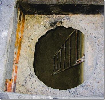Вход в какое-то подземельное царство