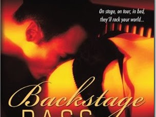 Review: Backstage Pass (Sinners on Tour #1) by Olivia Cunning