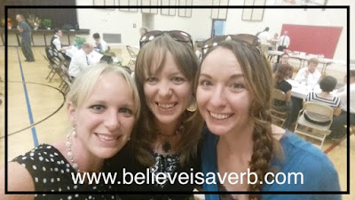 Families Can Be Together Forever - www.believeisaverb.com