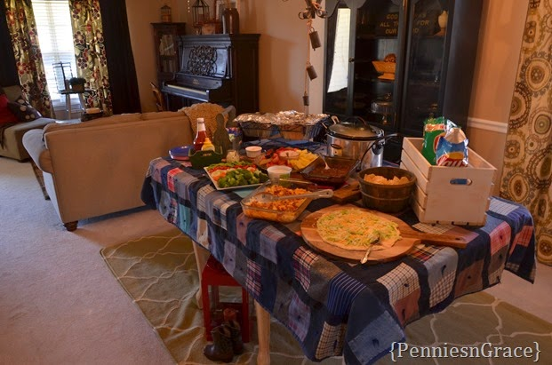Food table (2)