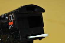マクドナルド ハッピーセット プラレール C57 1号機 SLやまぐち号 笛部分