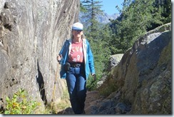 Hiking at Vallecito