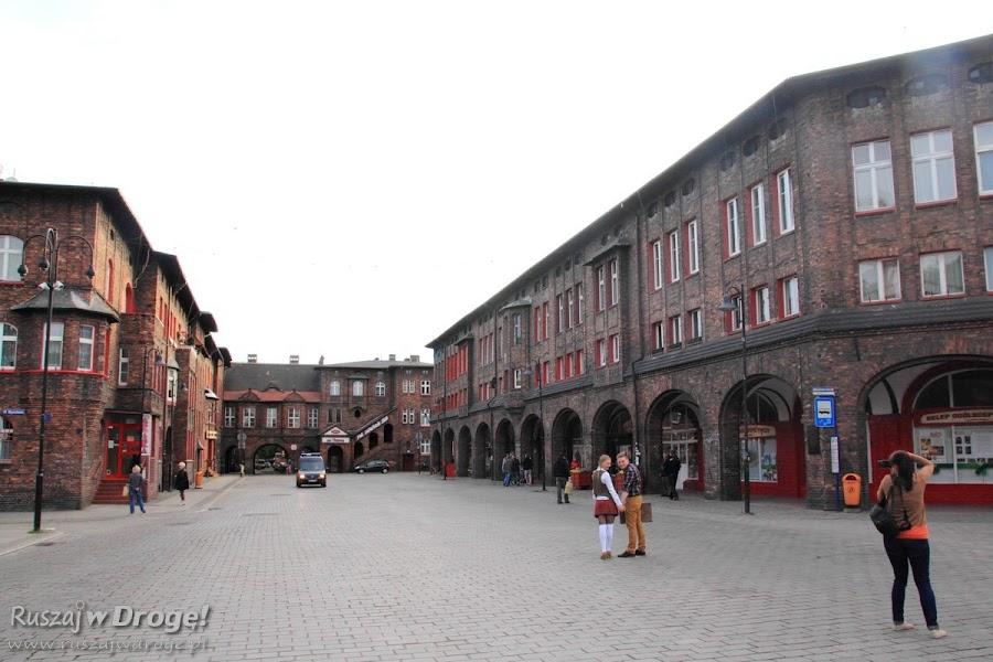 Osiedle robotnicze Nikiszowiec w Katowicach