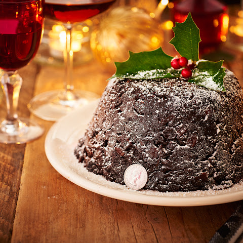 Royal Mint Christmas Pudding