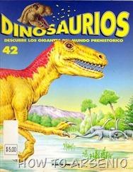 P00042 - Dinosaurios #42