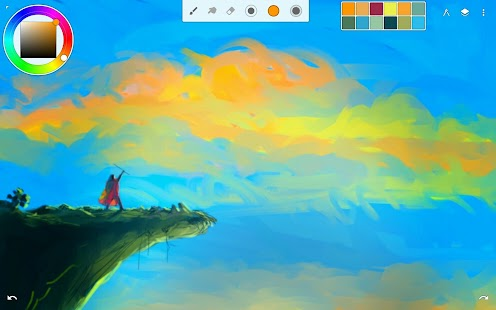 Infinite Painter Screenshot