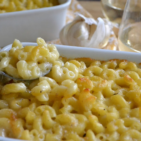 Fondue Macaroni and Cheese