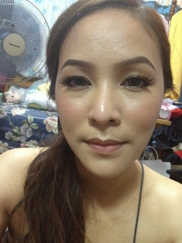 makeup by Gery Penaso