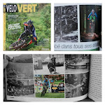 Parution dans Velo Vert juillet 2015 (n°279)