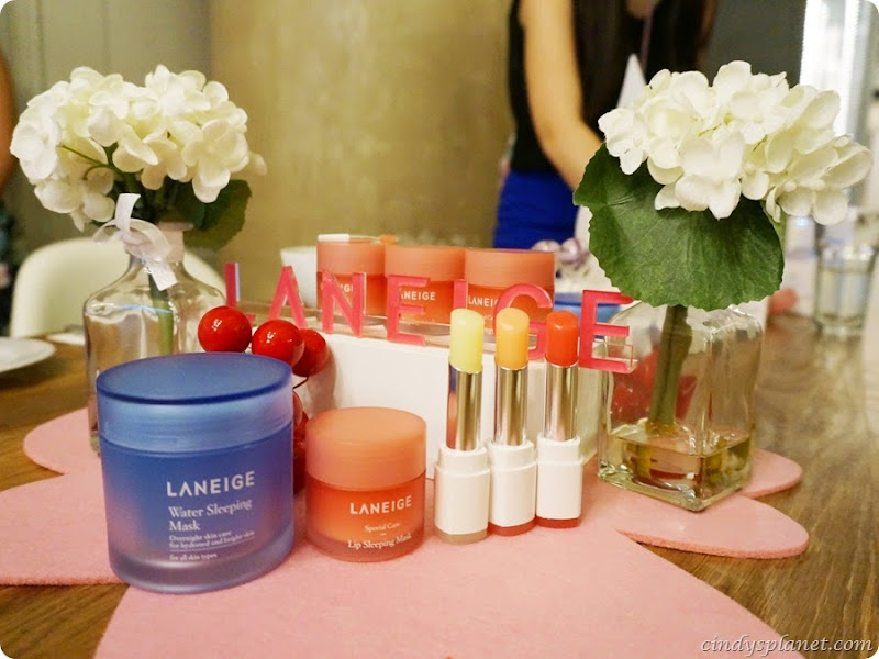 Laneige Water Sleeping Mask6