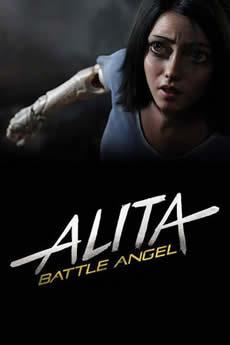 Baixar Filme Alita: Anjo de Combate (2019) Dublado e Legendado Torrent Grátis