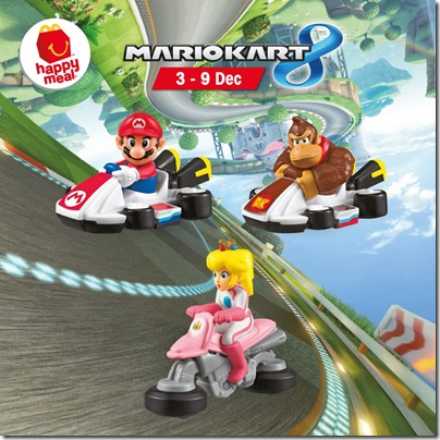 Mario Kart X McDonald 01