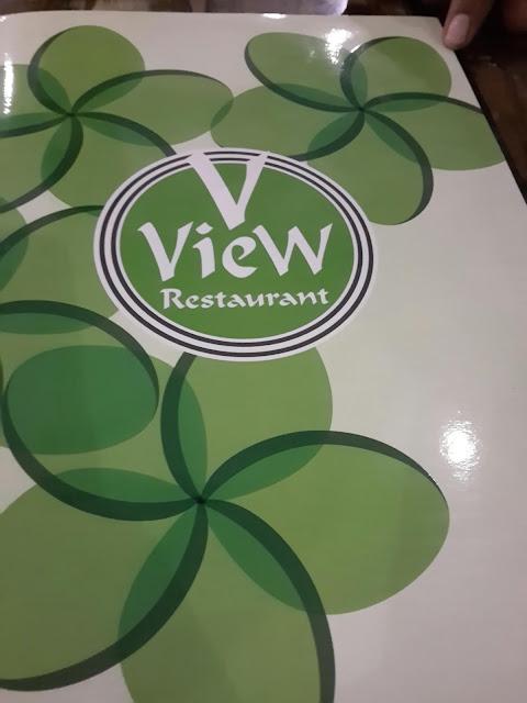 Restoran V View Kajang Sedap dan Banyak Pilihan