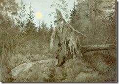 Theodor_Kittelsen_-_Det_rusler_og_tusler_rasler_og_tasler,_1900_(Creepy,_Crawly,_Rustling,_Bustling)