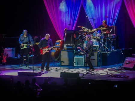 Mark Knopfler Chastain Amphitheater
