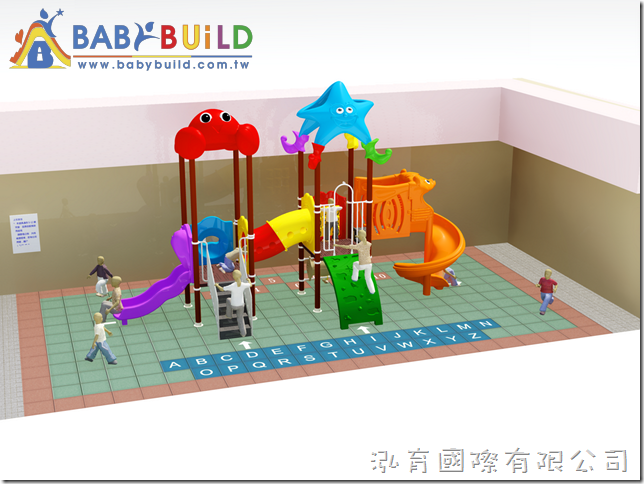 BabyBuild 遊戲器材設計規劃