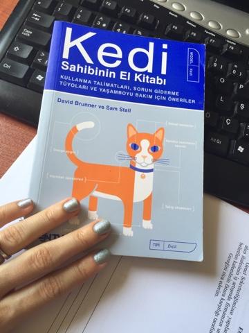 kedi sahibinin el kitabi