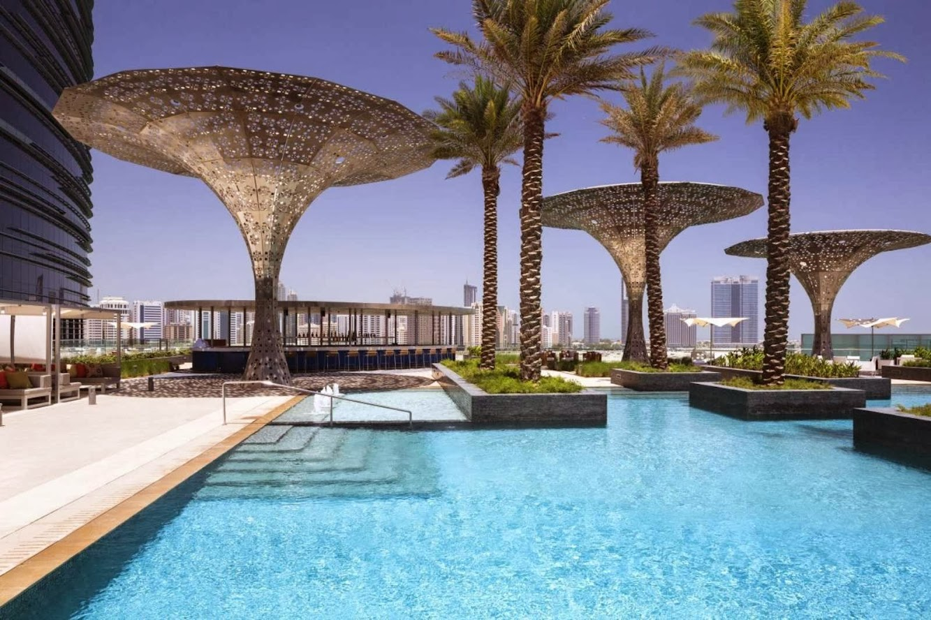 Rosewood Abu Dhabi by Handel Architects