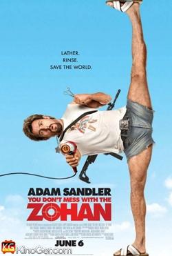 Leg dich nicht mit Zohan an (2008)