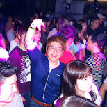 my buddy Jimmy from Australia at Octagon nightclub in Gangnam in Seoul, Seoul Special City, South Korea