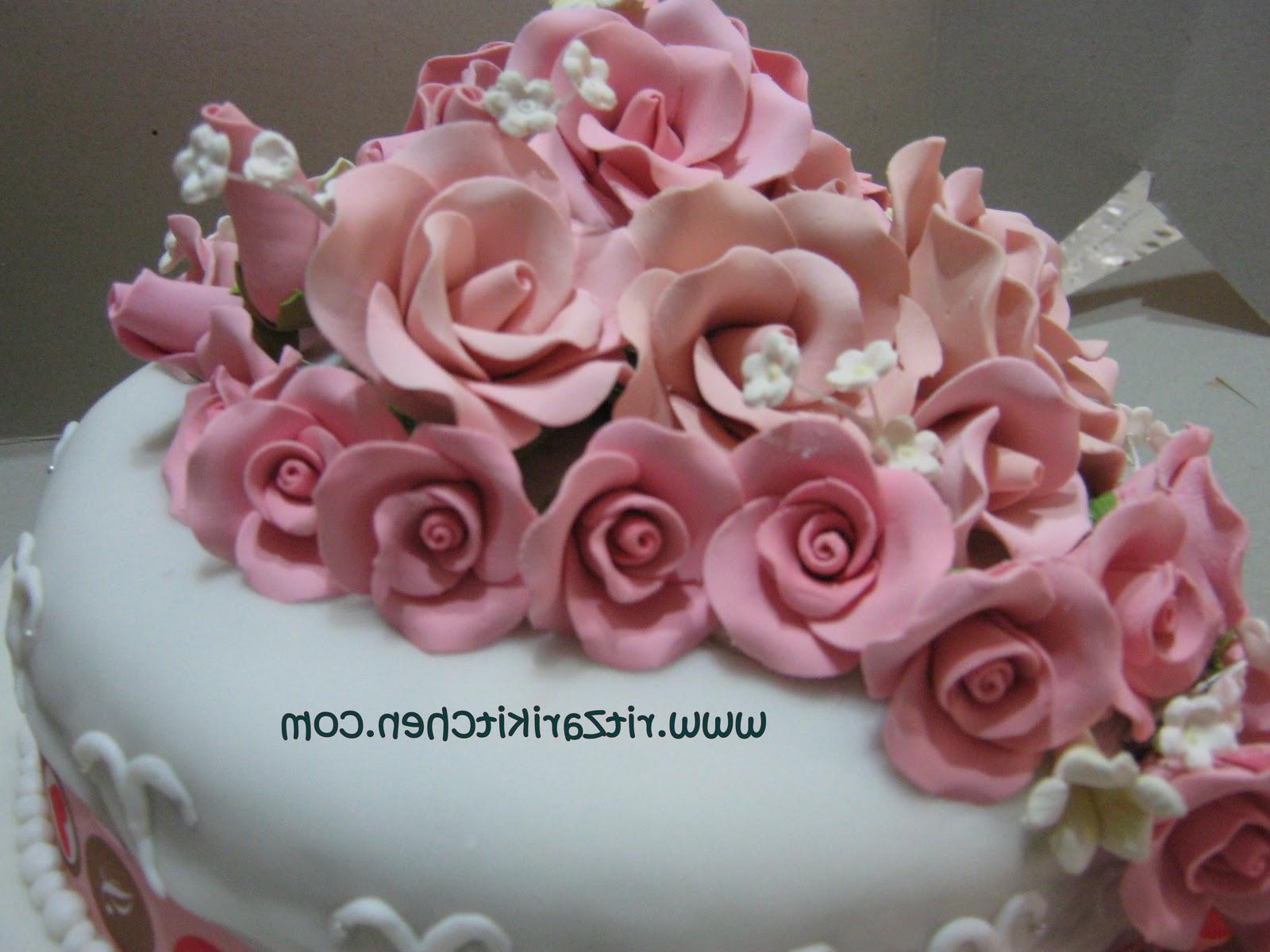 design of wedding cake,