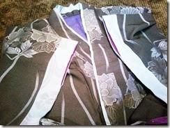 アンティークの着物をゲット (2)
