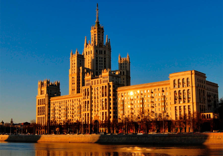 moscow state university main building